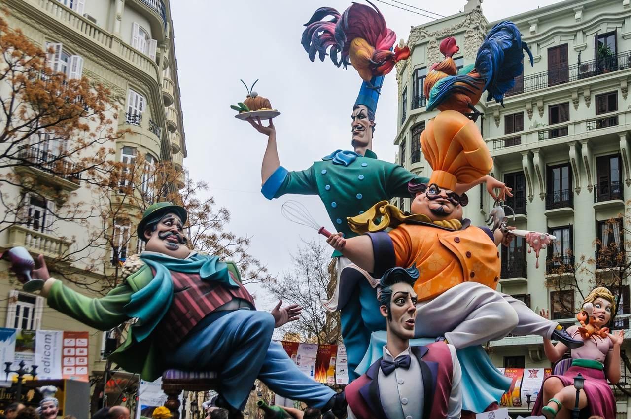 Fiestas populares y Agenda cultural